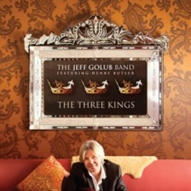 "Jeff Golub's ""The Three Kings"" CD"