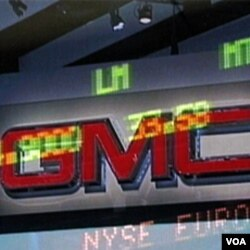 SAD: GM ponovo na Wall Streetu