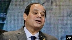 Presiden Mesir Abdel-Fattah el-Sissi.