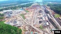 Panamski kanal: Kolosalni radovi na proširenju