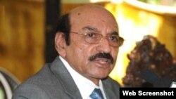 CM Sindh Qaim ali shah