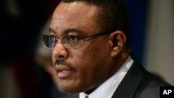 Prime Minister of Ethiopia Hailemariam Desalegn