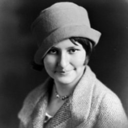 "Claudia ""Lady Bird"" Taylor in the early 1930s"
