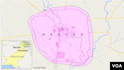 Mardan, Pakistan