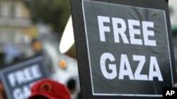 یونان نے غزہ جانے والی کشتی روک دی