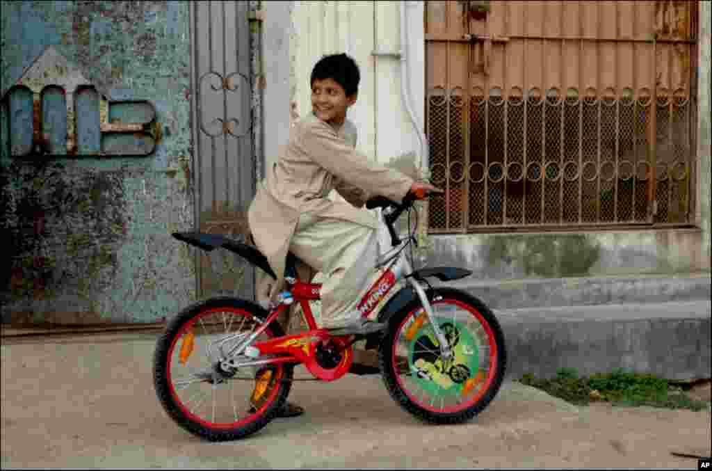 پاکستان میں سائیکل کے استعمال کے انداز
