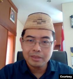Direktur UT Gorontalo, Muhammad Husni Arifin. (Foto courtesy: privat)