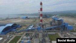 Nhà máy Nhiệt điện Vĩnh Tân (Ảnh: Facebook Nhà máy Nhiệt điện Vĩnh Tân)