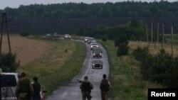 MH17 - Ukraina osmonida urib tushirilgan samolyot qoldiqlari va bugungi manzara