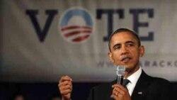 پرزیدنت اوباما در راه دومین دور ریاست جمهوری آمریکا