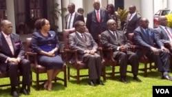Umahlulu womthethwandaba weHigh Court, uPriscilla Chigumba, ufungiswe nguMongameli Emmerson Mnangagwa ngoLwesine ukuthi akhokhele ikhomishini yeZimbabwe Electoral Commission.