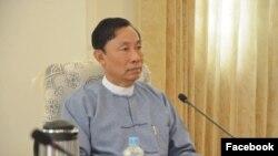 Thura U Shwe Mann (Photo- Thura U Shwe Mann's Facebook)