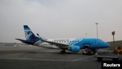 Jirgin Egypt Air Da Ya Dauki Eman Ahmed