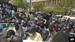 سوڈان: خواتین مظاہرین پر لاٹھی چارج ،40 گرفتار