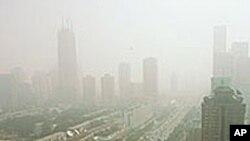 北京的污染很嚴重