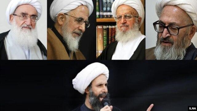 هشدار برخی روحانیون ایران درمورد عواقب اعدام شیخ نمر