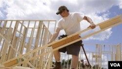 Gradnja poslovnih i trgovinskih objekata posebno se oporavila u Sjedinjenim Državama tijekom 2011. godine (AP Photo/Seth Perlman)