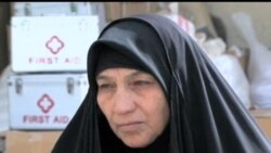 Iroq ayollari zamon haqida nima deydi? Iraqi women, war and future