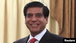 Thủ Tướng Pakistan Pervez Ashraf.