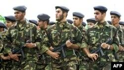 Солдати Революційної гвардії Ірану