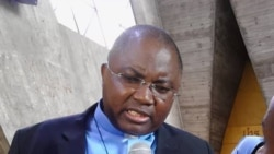 Novo bispo católico para Cabinda - 1:40