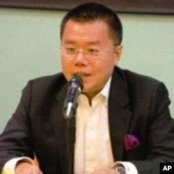 選舉委員會選舉資訊科技界參選人洪為民