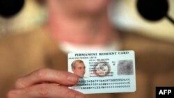 5 листопада – останній термін подання на участь у лотереї «Грін кард»