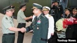 남북 대화 움직임...한-중 고위급 군사 회담