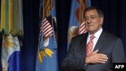 Леон Панетта, 11 сентября 2011, Пентагон