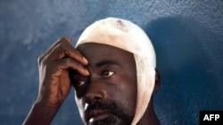 Nạn nhân của vụ bạo loạn hậu bầu cử ở Nigeria