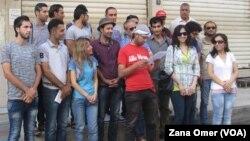 Komeke rojnamevanên Kurd li Qamişlo