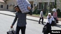 شامی پناہ گزیں