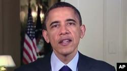 تیل کے متبادل ذرائع تلاش کیے جائیں: صدر اوباما