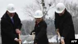 SAD počinju izgradnju nove ambasade u Beogradu