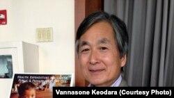 ທ່ານ Kenro Izu, ຜູ້ລິເລີ້ມແລະເຈົ້າຂອງໂຄງການ Friends Without A Border