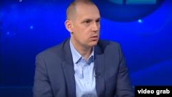Arhiva - Ministar zdravlja u Vladi Repubilke Srbije Zlatibor Lončar na TV O2, Foto: video grab