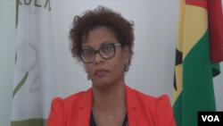 Célia Pósser, Bastonária dos Advogados de São Tomé e Principe