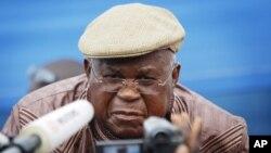 Etienne Tshisekedi en 2011 (AP)