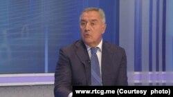 Predsjednik Crne Gore Milo Đukanović (Foto: Radiotelevizija Crne Gore)