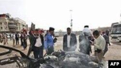 Eksplozija u Nadžafu uoči iračkih izbora
