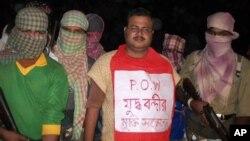 Маоистские повстанцы. Индия (архивное фото)