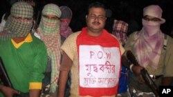 India Maoist Rebels