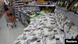 Polícia apreende 23 mil toneladas de açúcar em Machipanda