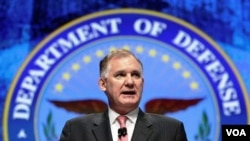 Wakil Menteri Pertahanan AS, William Lynn