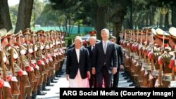 Ghani & Mattis and Stoltenberg