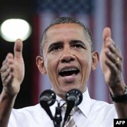 Obama Isroil va Falastin, ikki mustaqil davlat, yonma-yon tinchlikda yashay olishi kerak, deydi