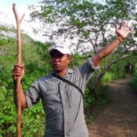 Andi Kefi, Komodo National Park.