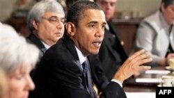 Tổng thống Obama nói điều quan trọng là phải hướng về phía trước vì người dân Mỹ không muốn chính phủ bị kẹt trong một cuộc tranh cãi đảng phái
