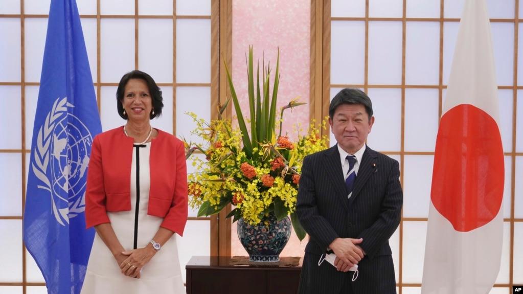 Japan UN Myanmar