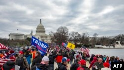 Capitol Hill protests